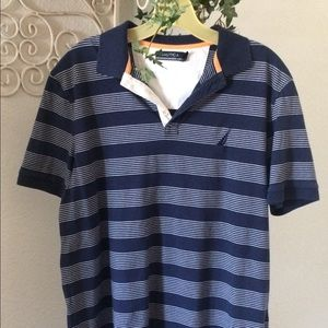 Men's Nautica M golf shirt